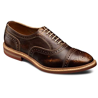 00b5704c0 Amazon.com | Allen Edmonds Men's Strandmok Oxford Shoe | Oxfords