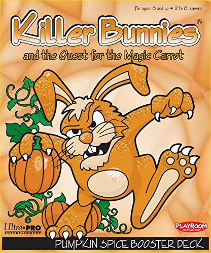 Ultra Pro Killer Bunnies Quest Pumpkin Spice Booster, Game