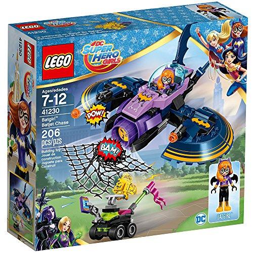 LEGO DC Super Hero Girls Batgirl Batjet Chase 41230 DC Collectible JungleDealsBlog.com