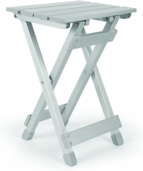 Camco 51890 Aluminum Fold-Away Side Table