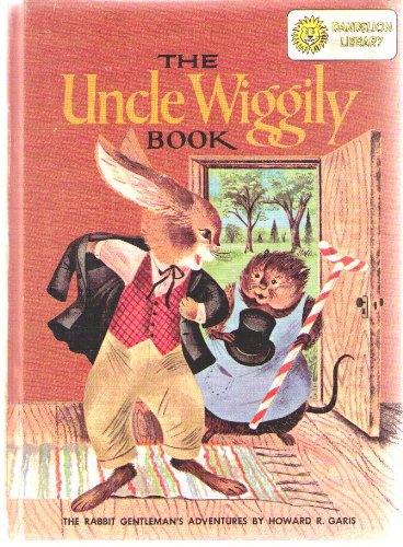 The Uncle Wiggily Book: The Rabbit Gentleman's Adventures/Stories Around the Year (Read Me A Story Program)
