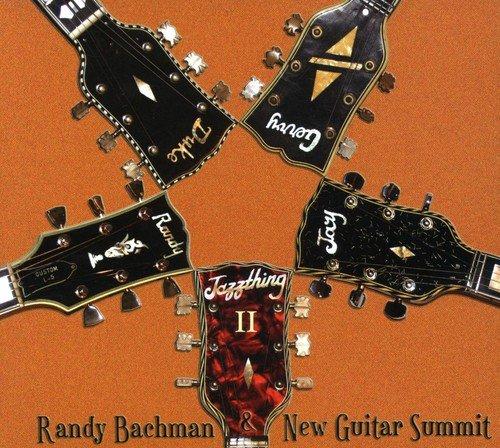 CD : Randy Bachman - Jazzthing Ii (CD)