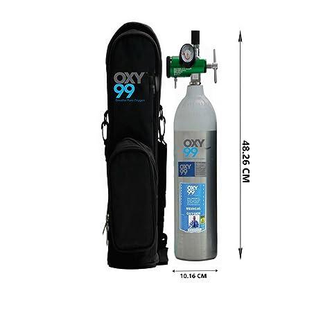 Oxy99 Portable Ultra Light Medical Oxygen Kit (300 Liters)