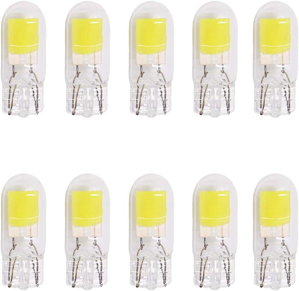 2 Stk 194 168 501 3528 Auto Leselampen Innenraumbeleuchtung Glühbirnen Weiß 12V