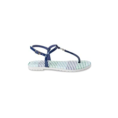 footwear cheap price great quality TERRE DE MARINS Brest Bleu Marine - Sandales Femme: Amazon ...