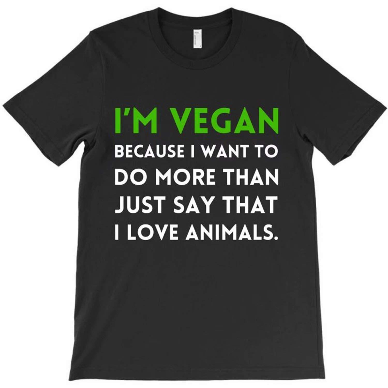 Hocoo Unisex Baby Soft Tee Im Vegan T-Shirt