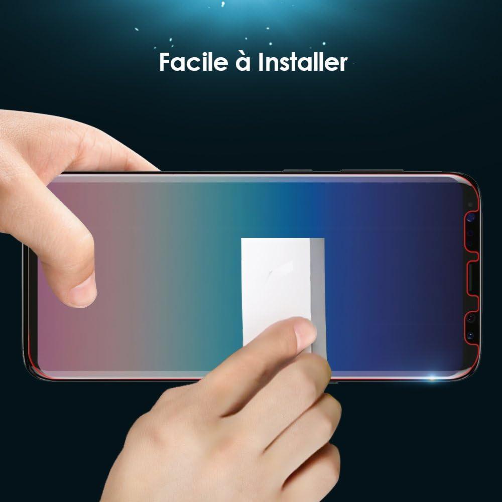 G-Color Protector de Pantalla para Samsung Galaxy S9 Plus (2 ...