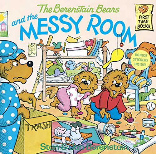 The Berenstain Bears and the Messy Room Paperback – Picture Book, May 12, 1983