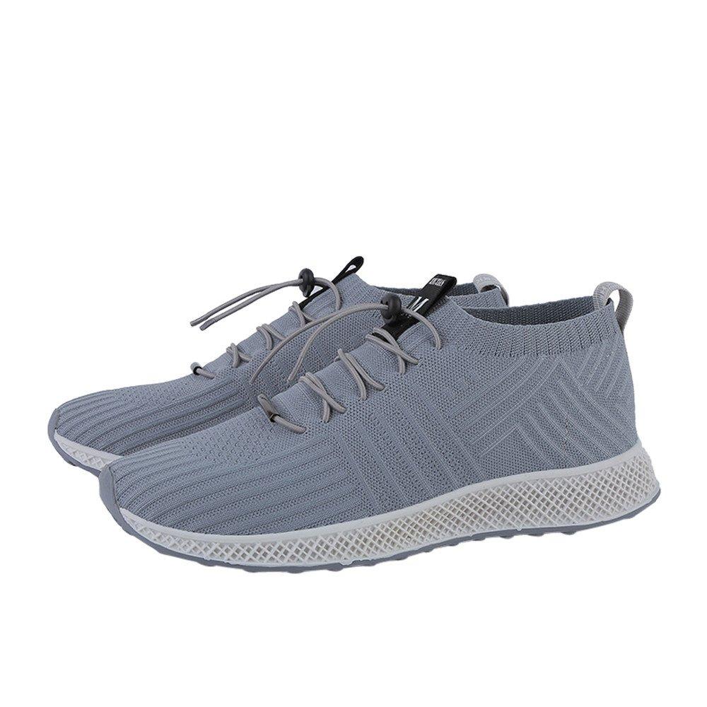 Zapatos Casual Hombre Zapatillas de Running Correr Transpirables Sneakers Respirable Deportes Gimnasio Aire Libre: Amazon.es: Zapatos y complementos