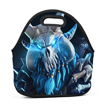Amazon Com Stzanpt Thick Insulated Thermal Lunch Bag Fortnite