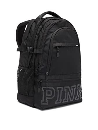 b66c33cd1c3 Image Unavailable. Image not available for. Color  Victorias Secret Pink  Collegiate Backpack ...