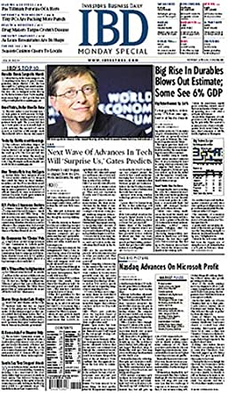 Investors Business Daily: Amazon.c: Magazines