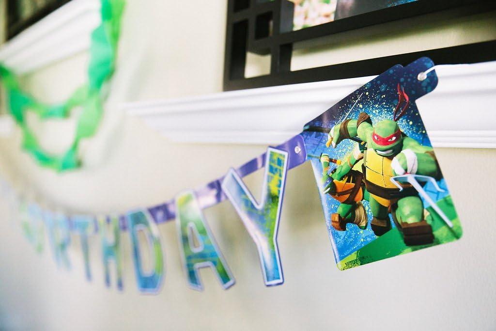 Amazon.com: Teenage Mutant Ninja Turtles Plato de servir ...