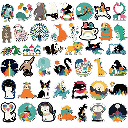 Cute Girl Young (Sanmatic Cute Stickers(100Pcs),Waterbottles and Laptop Aesthetic Trendy Decal Sticker Pack for Kids,Teens, Girls, Women Vinyl Stickers)