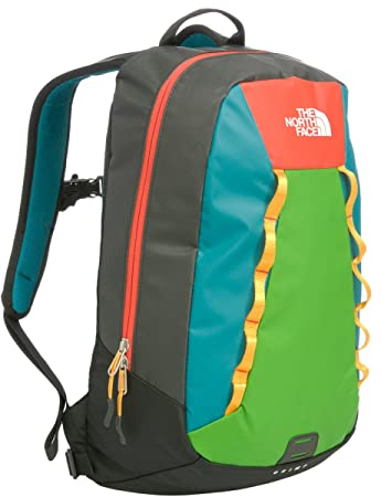 bba858341a09 Amazon.com : The North face Base Camp Crimp TNF Black/Spicy Orange ...