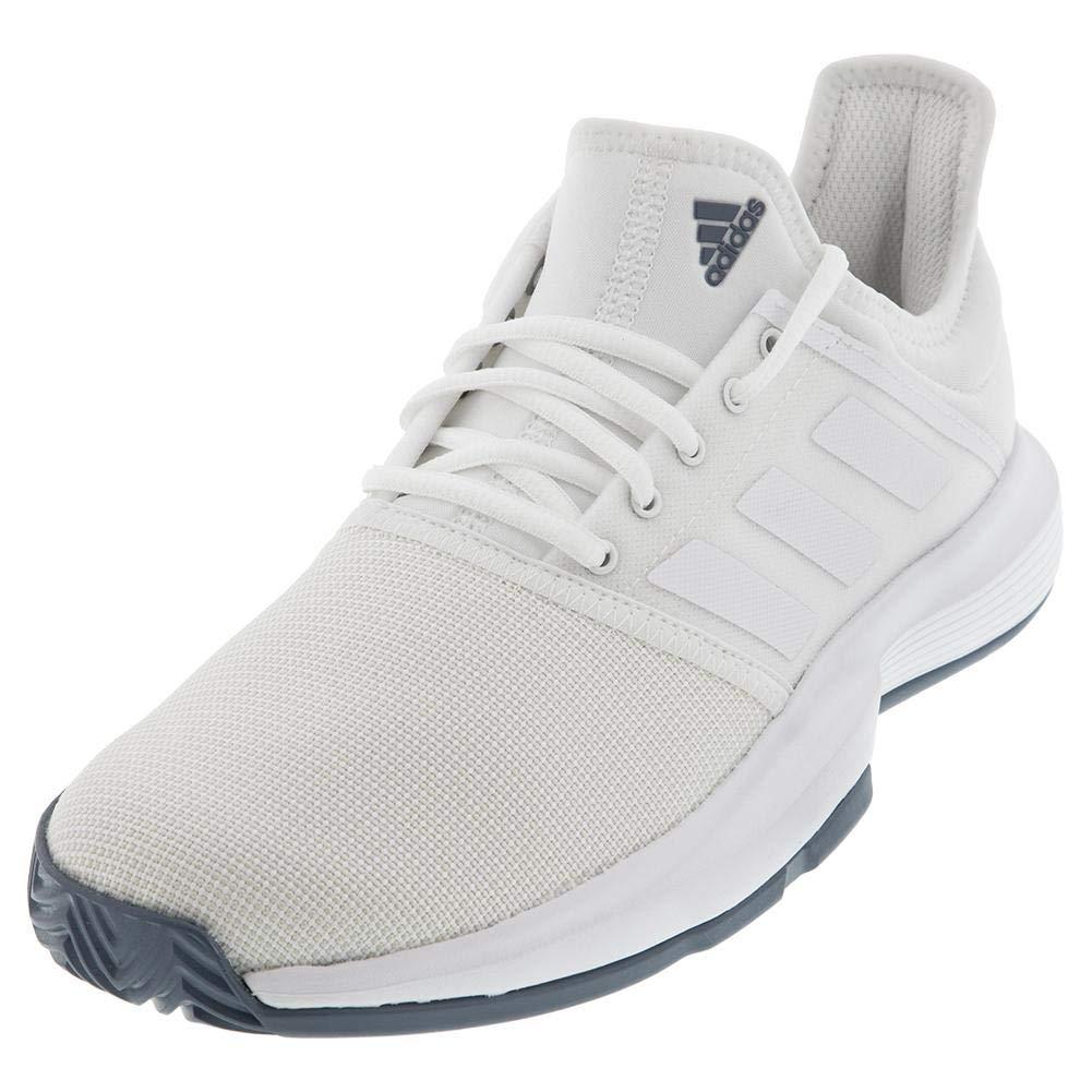 GameCourt Tennis Shoe, White/tech Ink