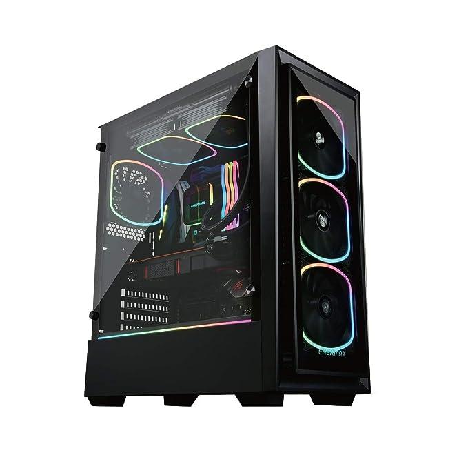 enermax StarryFort SF30 - Caja de Ordenador (PC): Amazon.es ...