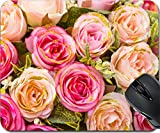 hotel bud - MSD Mousepad Mouse Pads/Mat design 30176828 Pink color Roses in Luxurious hotel