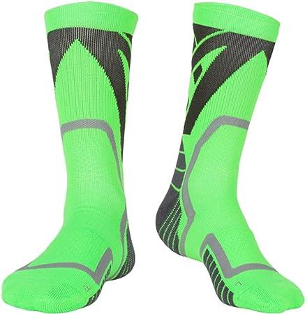 JEPOZRA Calcetines deportivos transpirable desodorante Calcetines para baloncesto running ciclismo trekking yoga Runing para T/érmicos Acolchados y Anti-rozaduras Transpirables