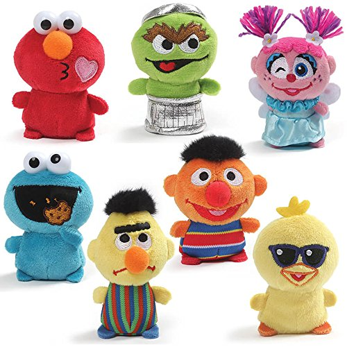 - Gund Sesame Street Blind Box Series #1
