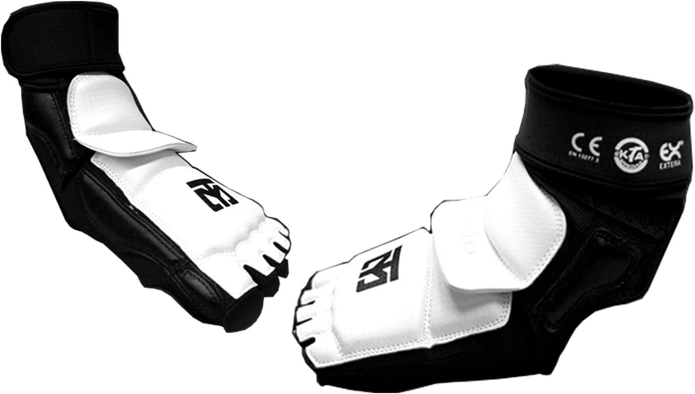Mooto MTX TAEKWONDO Foot Protector Gear S2 Korea TKD Gym MMA Guard Tae Kwon Do