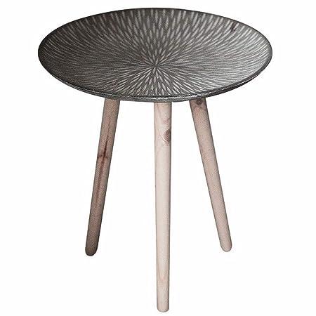Nordic Side Table End Escritorio Sofá De Madera / Sofá Mesa ...