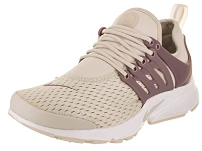 wholesale dealer 2749e 8caa9 NIKE Air Presto Premium Leather Women Light Orewood Brown 878068-102 US 6