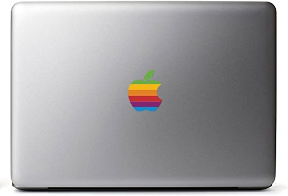 MacBook Pink Panther Painting Apple logo Vinyl Decal Sticker For MacBook Pro//Air 13