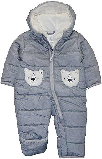 Amazon.com: Carters - Traje de cochecito de bebé para niña ...