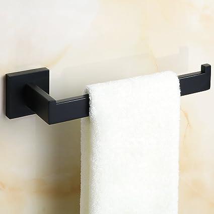 Alise GS7010 B Bathroom Towel Ring/Rack Towel Holder Wall Mount,SUS304  Stainless