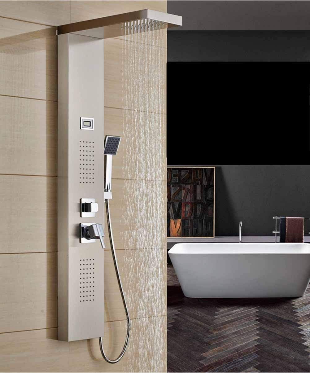 GYY-TAP Sistema de Ducha, Conjunto de Mezclador de Ducha de baño ...