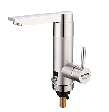 Electric Hot Water Taps Topser Ka 06 Pro Adjustable Power Electric