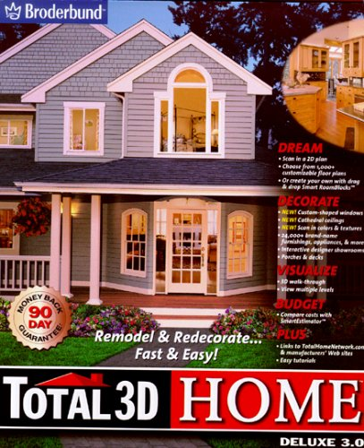 Total 3d Home Deluxe (Total 3D Home Deluxe 3.0)