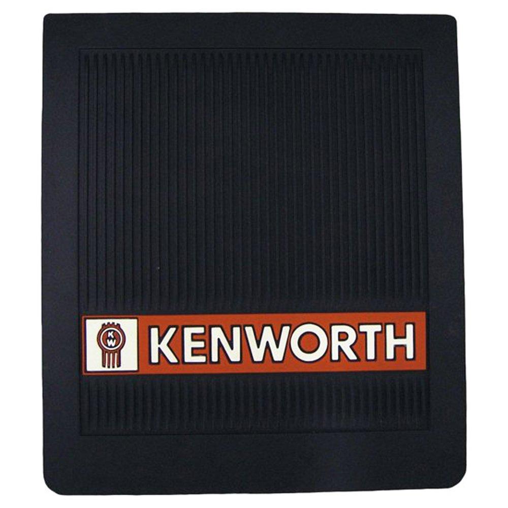 Kenworth Trucks 16 x 14 OEM Ribbed Front Fender 1//4 Thick Black Mud Flaps-Pair