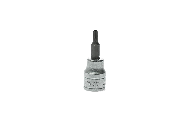 M381230-C Teng Tools T30 3//8 Inch Drive Tamper Proof Torx Bit Star TPX Socket