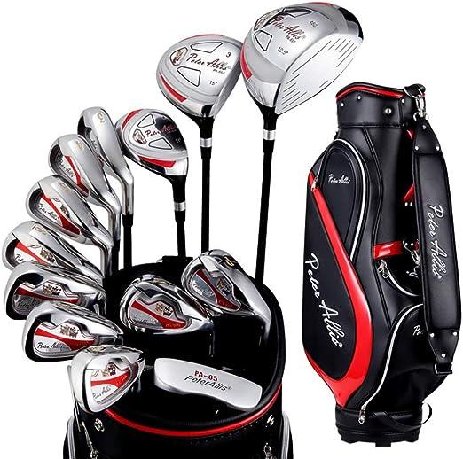 Liuzecai Juego de Bolsas de Golf Club de Golf para Principiantes ...