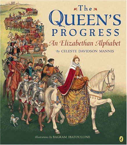 The Queen's Progress by Puffin Books