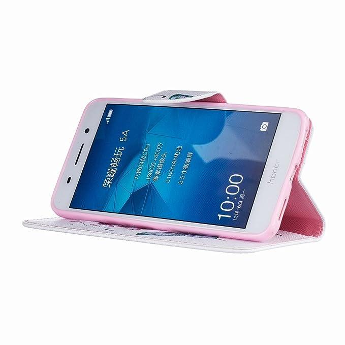 Amazon.com: Yiizy Funda para Huawei Honor 5A Huawei Y6 II ...