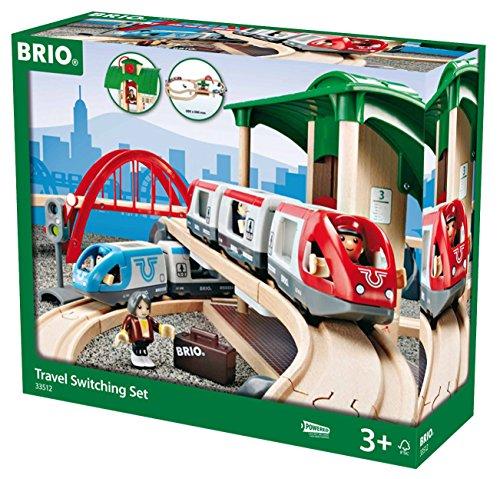 Schylling Brio Travel Switching Set