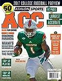 Athlon Sports 2017 College Football ACC Miami Hurricanes Preview Magazine