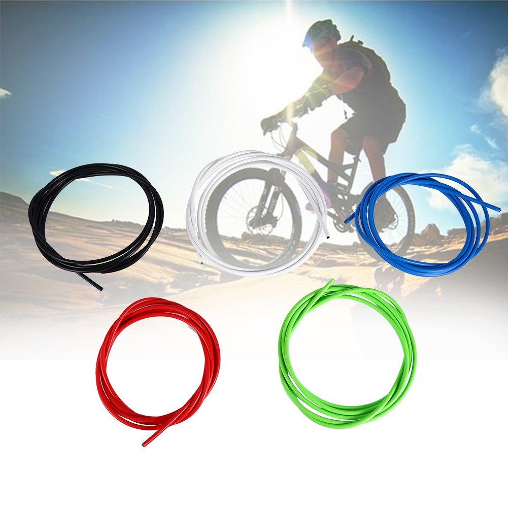 2M Kit de Manguera de Caja de Cable de Cambio de Freno de Bicicleta Accesorio para Bicicleta de Monta/ña MTB Tbest Cable de Cambio de Freno de Bicicleta