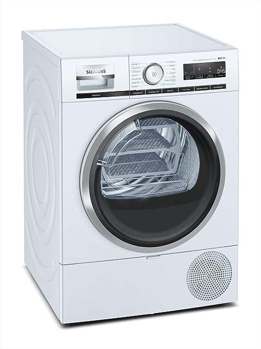 Siemens WT47XKH9IT - Secador de ropa (9 kg): Amazon.es: Hogar