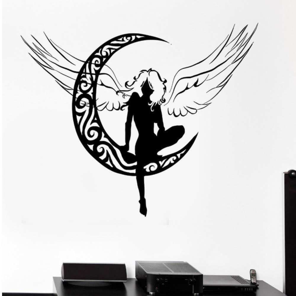Lyclff Decoración De La Sala Tatuajes De Pared Hadas Hermosos ...