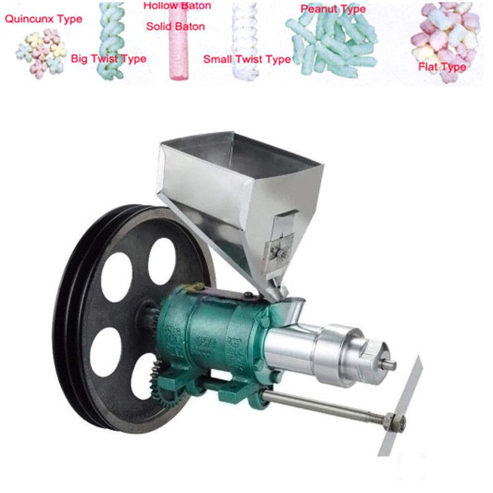 Best Choice New Corn Puffed Food Extruder Extruding Food Puffing Machine 20kg/h (NJ CA Warehouse) by GDAE10 (Image #2)