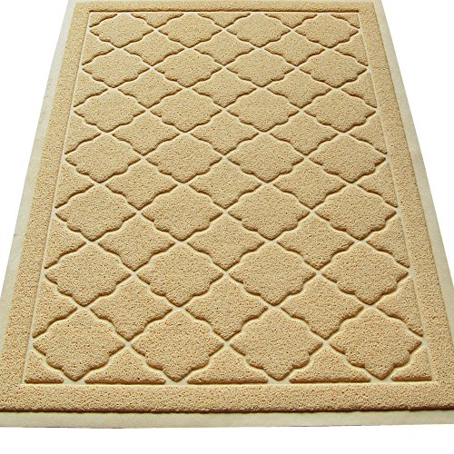 Easyology Premium Cat Litter Mat, XL Super Size 61PFNrLBzmL