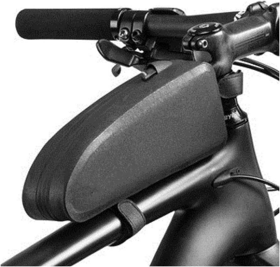 ZFW Bicicleta Marco Bolsa Impermeable Tubo Frontal Manillar ...