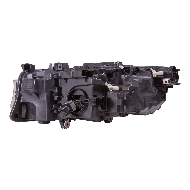 Valeo 46909 Headlight Assembly