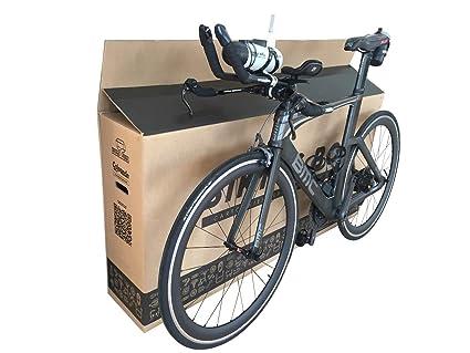 Caja de Cartón para Bicicletas - Tamaño 1440 x 255 x 940 mm - Canal Doble Alta Calidad y Resistente - Transporte, Mudanza y Envíos - Fabricadas en ...
