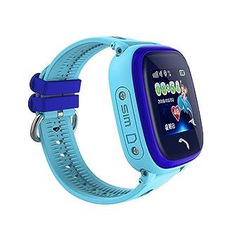 Smartwatch para niños IP67 Swim GPS Touch reloj inteligente SOS ...