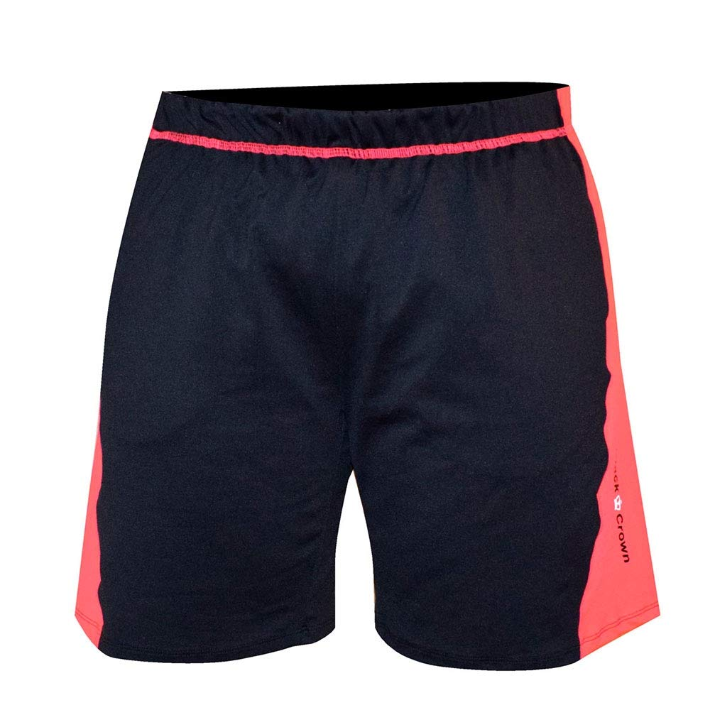 Black Crown Pantalon Corto Cool Negro Coral: Amazon.es: Deportes y ...